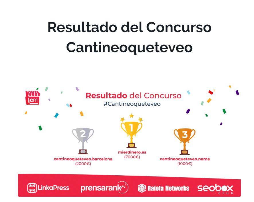 final concurso cantineoqueteveo