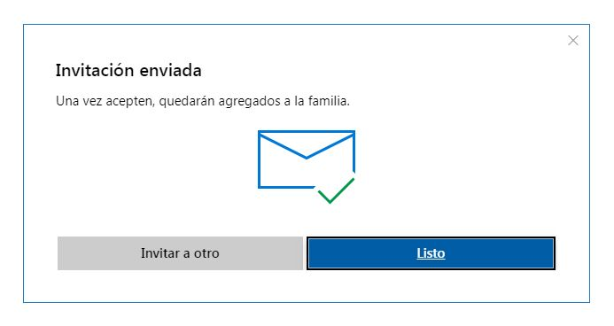 invitacion grupo familiar hotmail