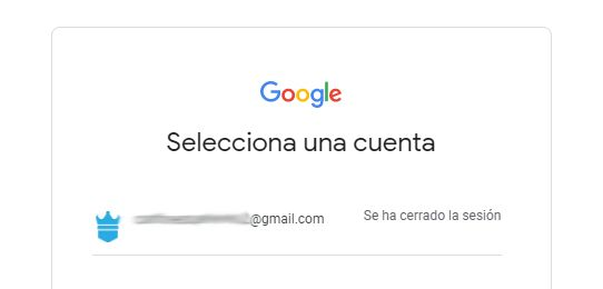iniciar sesion gmail entrar