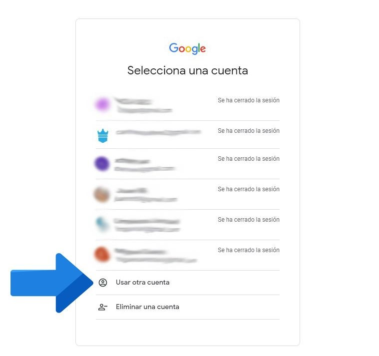 recuperar cuenta gmail