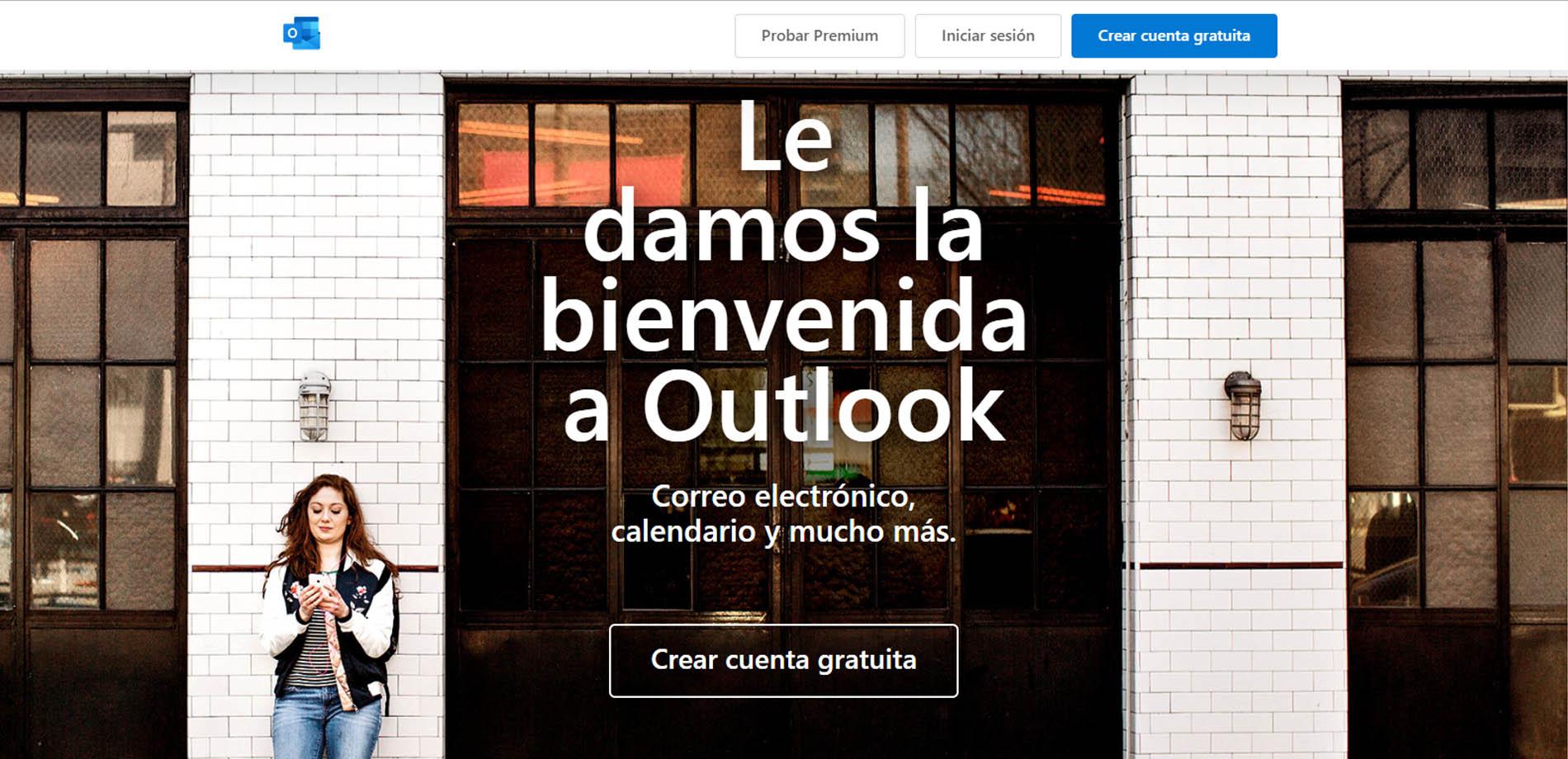 outlook hotmail funciones nuevas